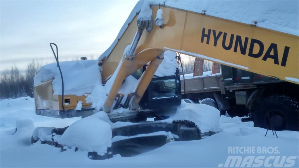 Hyundai HEAVY INDUSTRIES CO,LTD Hyundai R 320LC-7