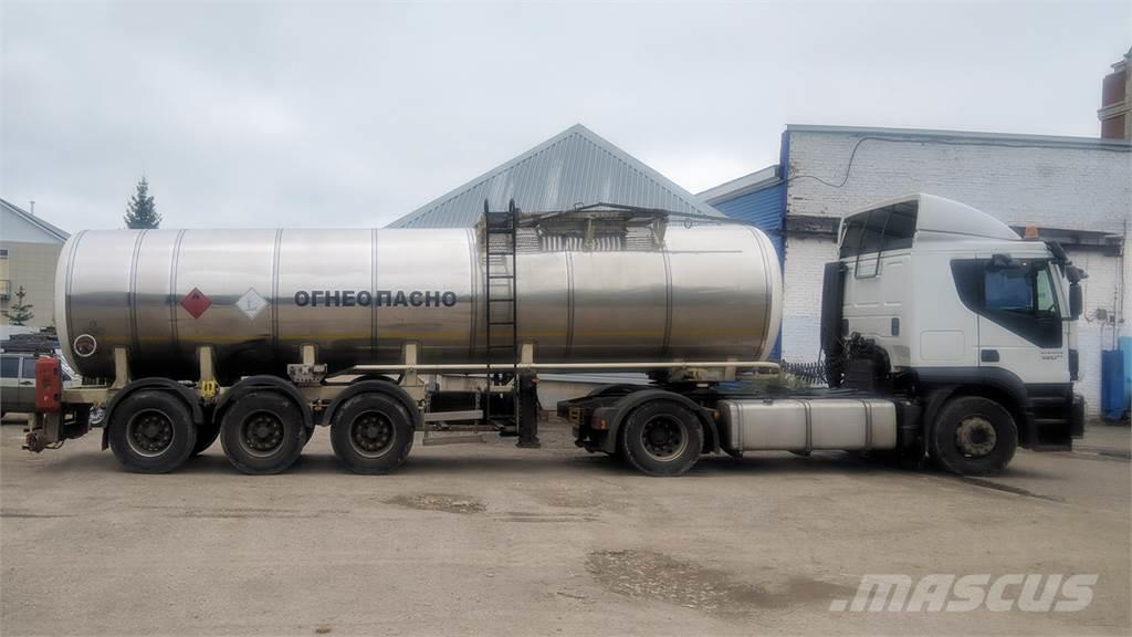 Iveco Stralis AT440S42T-P RR