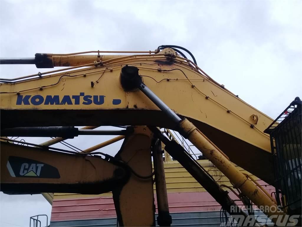 Komatsu PC1250-7 обратная лопата