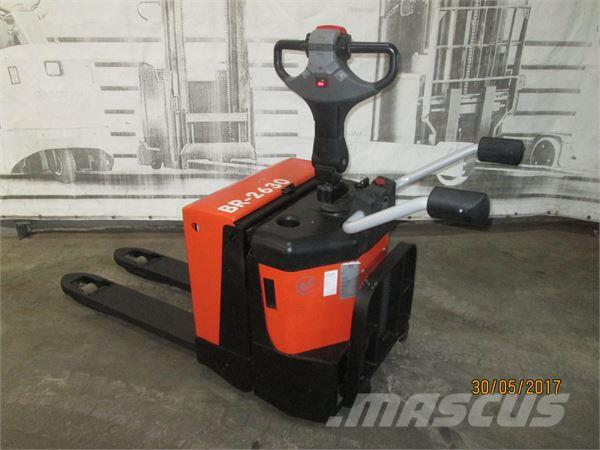 Used BT -lpe200-8-cs Hand Pallet Truck Year: 2010 Price