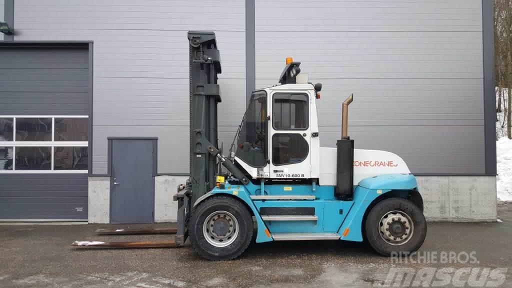 SMV Lifttrucks AB 10-600B