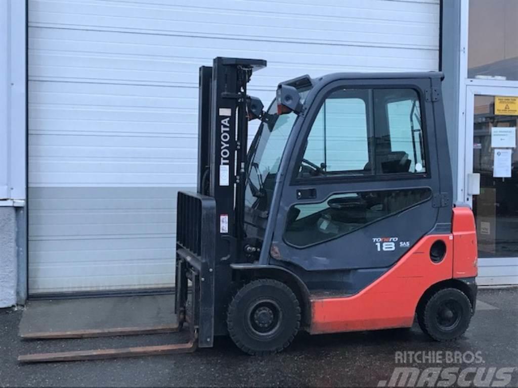 Toyota 02-8FDF18