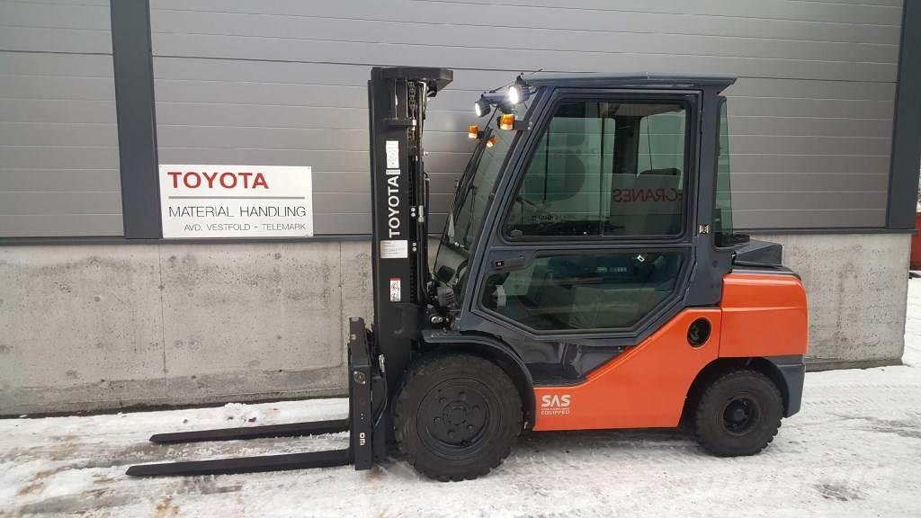 Toyota 06-8FDJ35F