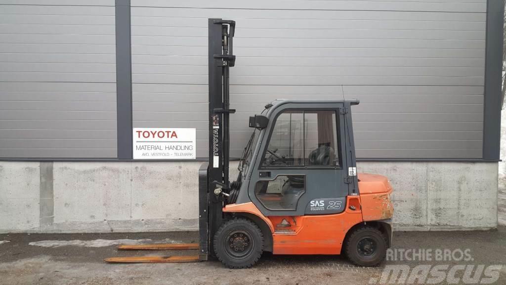 Toyota 62-7FDF25