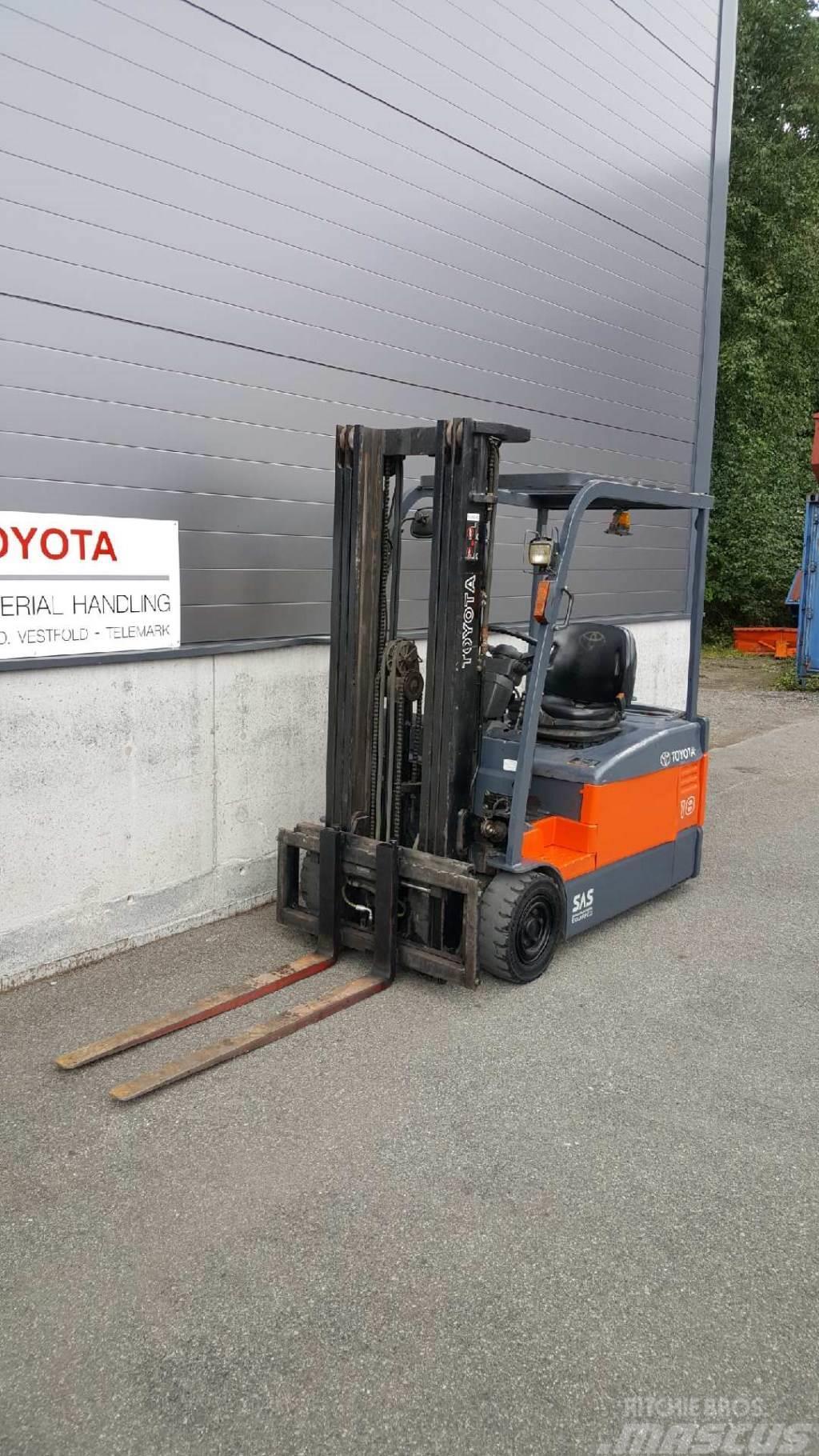 Toyota 7FBEF18