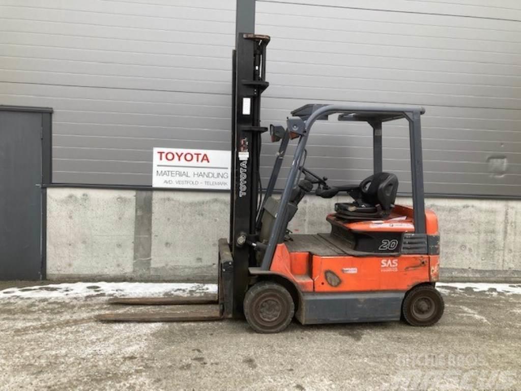 Toyota 7FBMF20