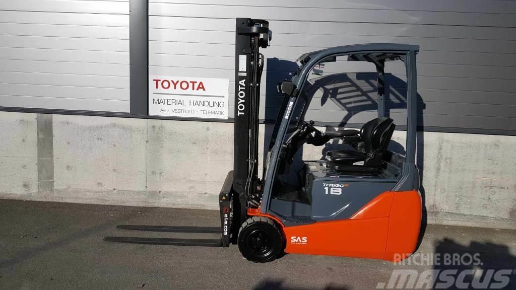 Toyota 8FBEKT18