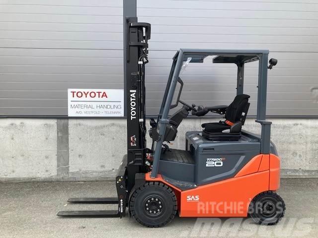 Toyota 8FBMKT20