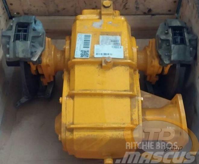 Bomag 334001054 Marini Differential Gear AM