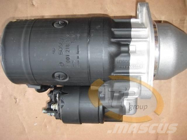 Bosch 0001218172 Anlasser Bosch 962