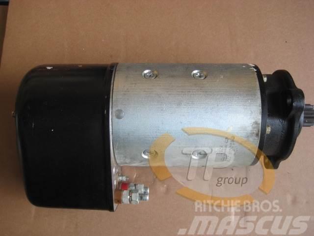 Bosch 0001510025 Anlasser Bosch Typ 650