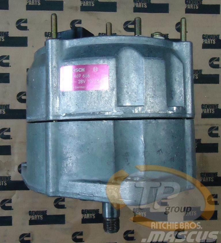 Bosch 0120469686 Lichtmaschine