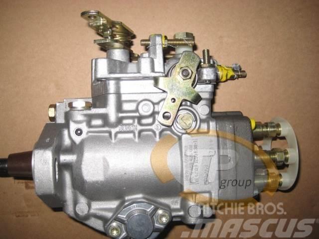 Bosch 0460426018 Bosch Einspritzpumpe Pumpentyp: VE6/12F