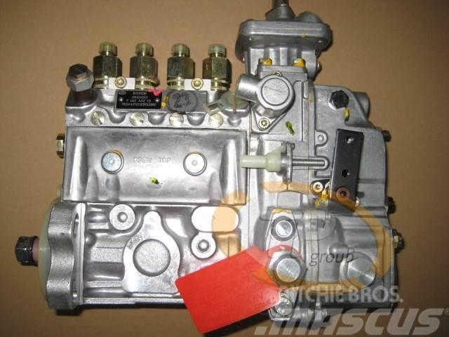 Bosch 3284491 Bosch Einspritzpumpe B3,9 107PS