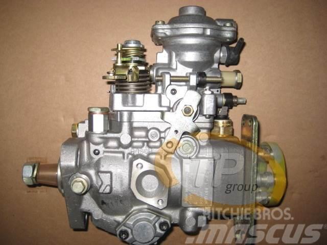 Bosch 3916942 Bosch Einspritzpumpe B5,9 160PS