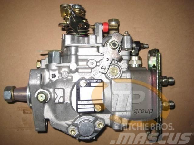Bosch 3917510 Bosch Einspritzpumpe B3,9 100PS