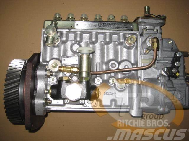 Bosch 687226C91 Bosch Einspritzpumpe Pumpentyp: PES 6P11