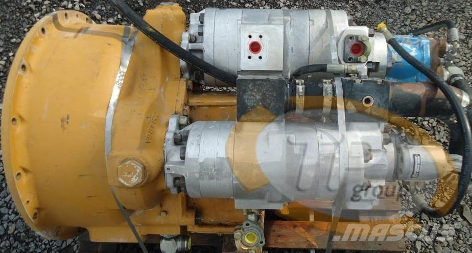 Clark Hurth C16702-25 Clark Hurth Michigan 480 Converter
