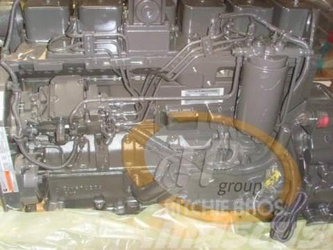 Cummins Motor BT5,9 QSB5,9