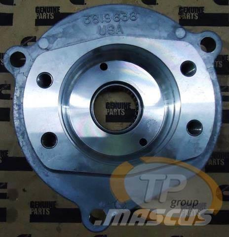 Cummins 3819638 Adapter, Hydraulic Pump