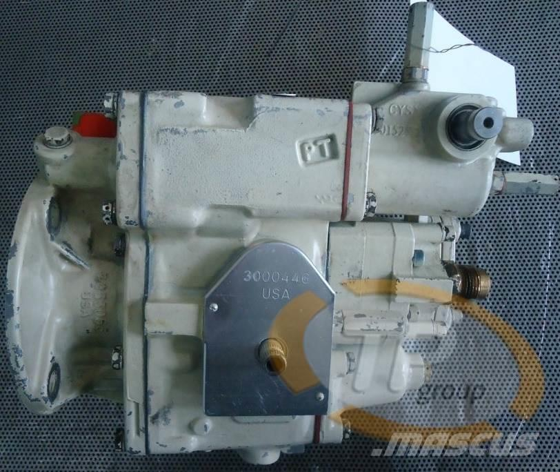 Cummins 3883776 PT Pump KT19 QSK19