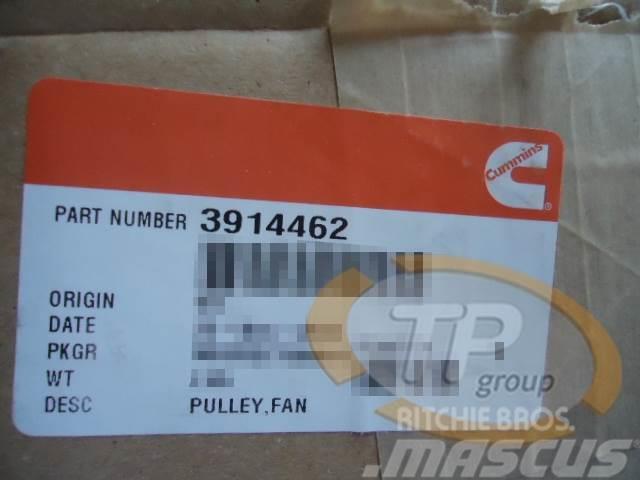 Cummins 3914462 fan pulley