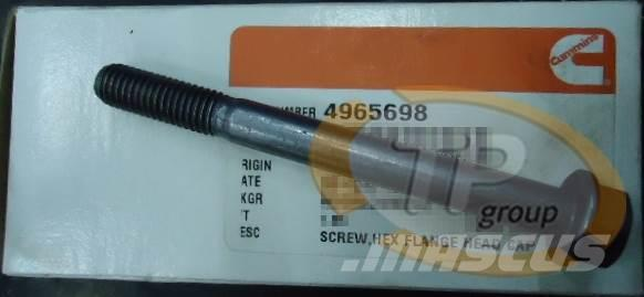 Cummins 4965698 hex flange head cap screw