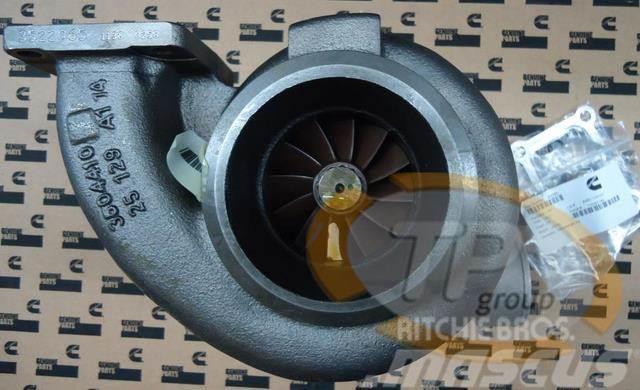 Used Cummins Holset 4024969 Turbocharger engines Year: 2017 for sale