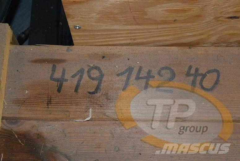 Demag 41914240 Bolzen Demag H65
