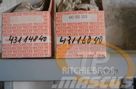 Demag 43116040 Betriebsstundenzähler Demag