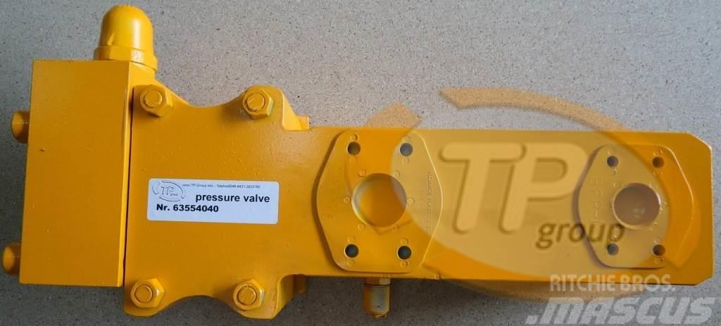Demag 63554040 Druckventil Demag H65
