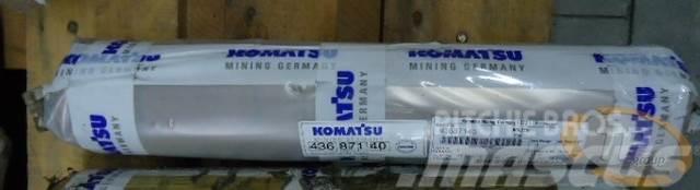 Demag Komatsu 43687140 Pin/Bolzen 90 x 451 mm