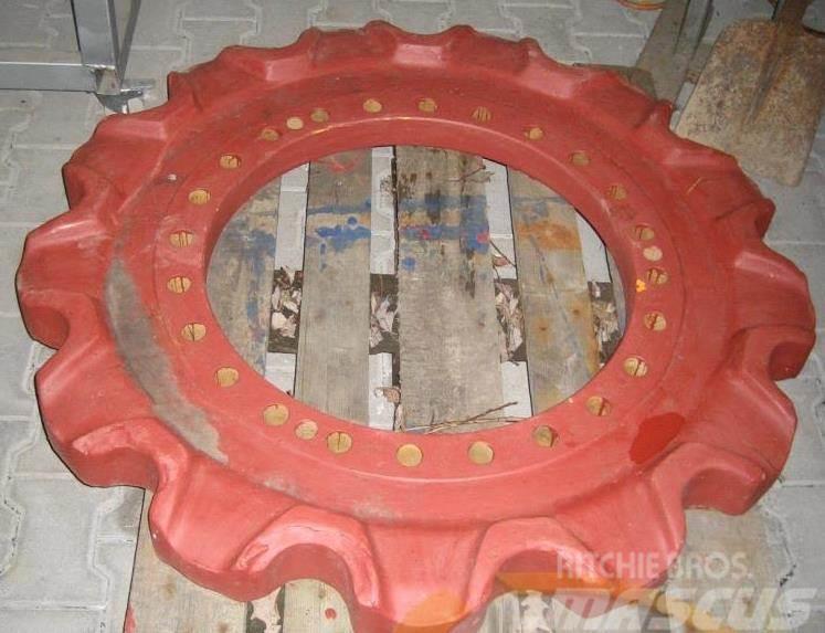 Demag Komatsu 53776040 Antriebsrad H95
