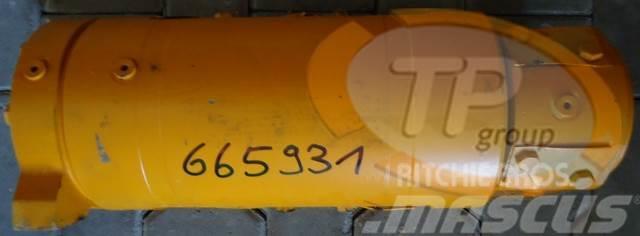 Demag Komatsu 66593100 Drehdurchführung