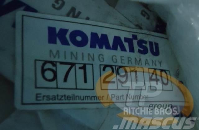 Demag Komatsu 67129140 Pin/Bolzen 130 x 1180 mm, 2014, Övriga