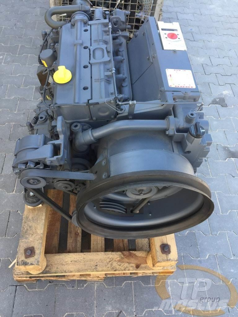 Used deutz bf4m 1012 motor engines year 2017 for sale for Deutz motor for sale