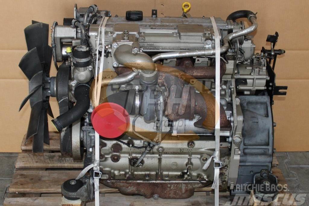 Deutz BFM2012 Motor 65KW 4,04l