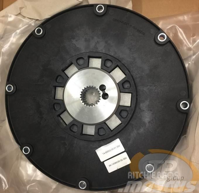 Furukawa 28071011020 Kupplung Clutch Centaflex-K-150-SAE