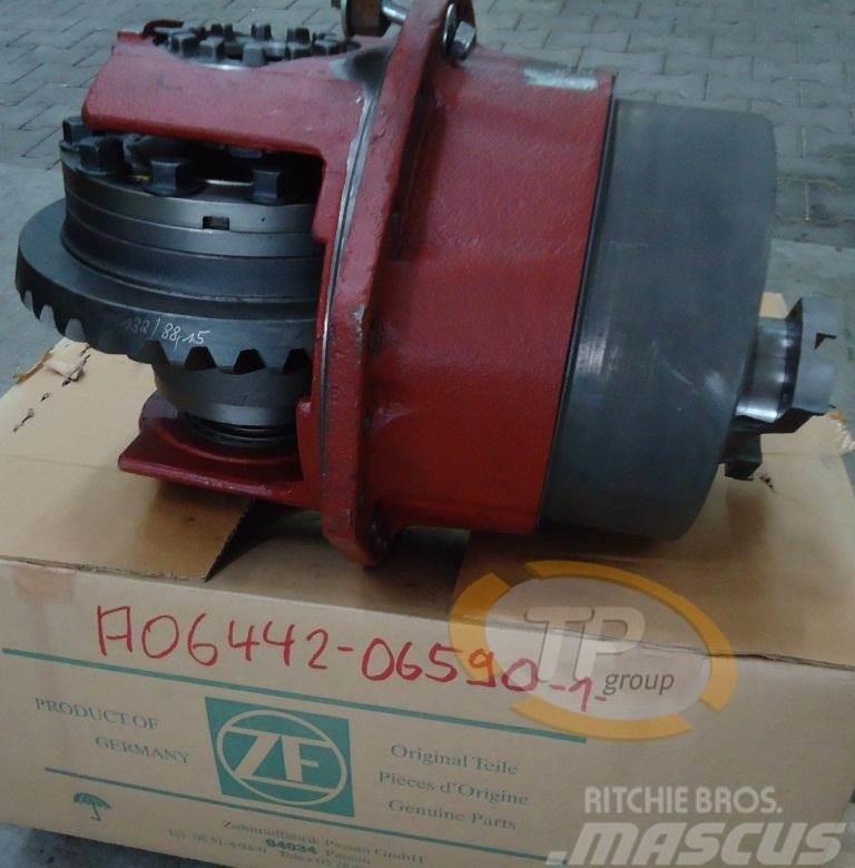 Furukawa A06442-065901 ZF Differential Furukawa 355 365