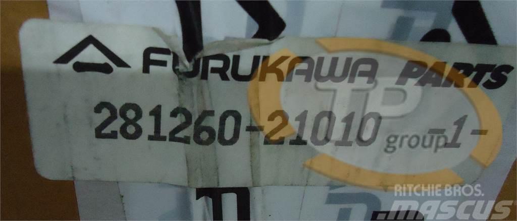 Furukawa 281260-21010 Drehdurchführung, 2014, Övriga