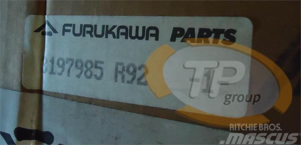 Furukawa 3197985H92 Drehdurchführung, 2014, Övriga