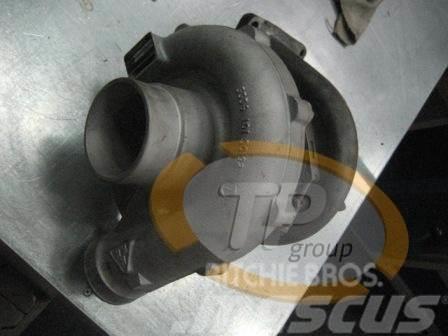 Hanomag Turbolader KKK4470486T