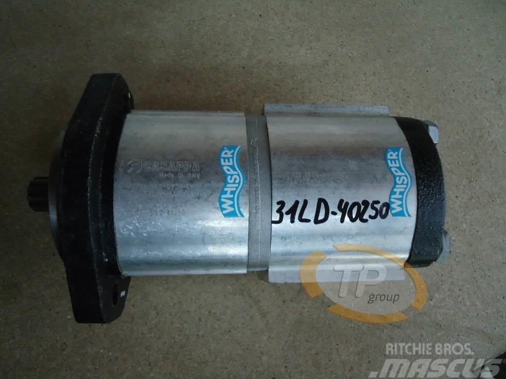 Hyundai 31LD-40250 Pump