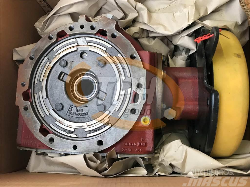 IHC 8100523H91 Differential + Bremse IHC Dresser 515