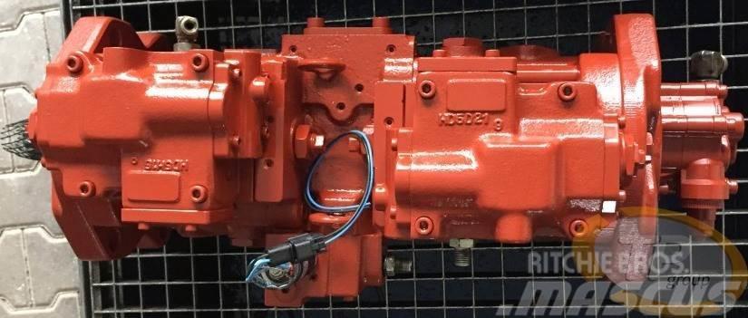 Kawasaki KSJ2847 Case CX 350 K5V140DTP