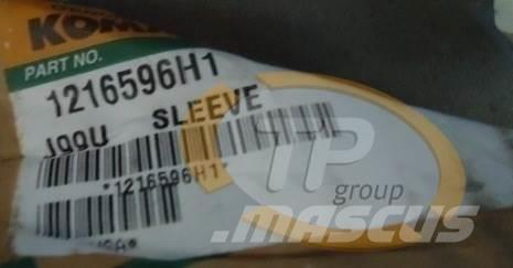 Komatsu 1216596H1 Buechse / Sleeve