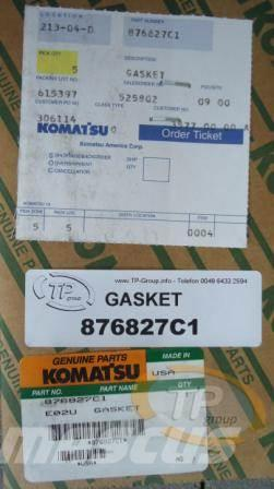 Komatsu 876827C1 Gasket Set