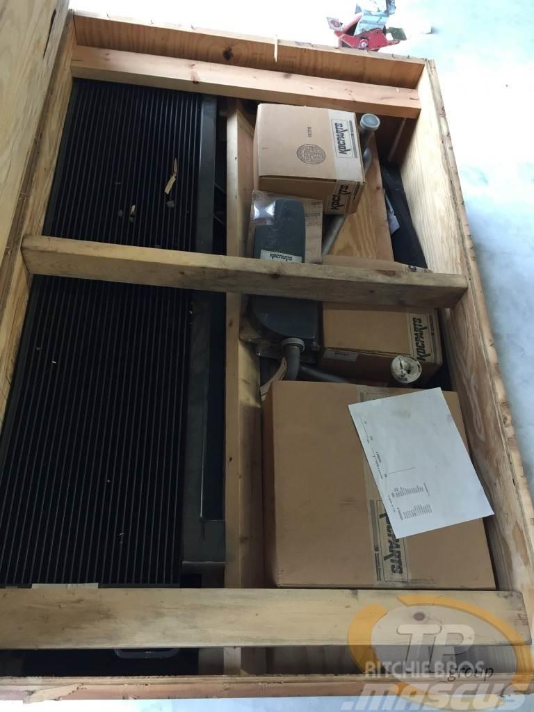 Komatsu MK3355 Ölkühler Cooler Kit