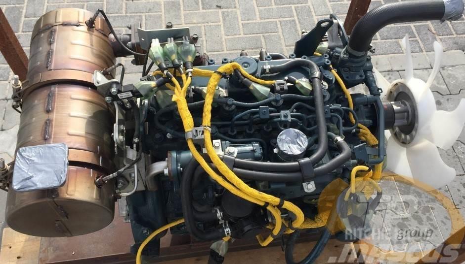 Kubota V2403-CE4015 Kubota Motor