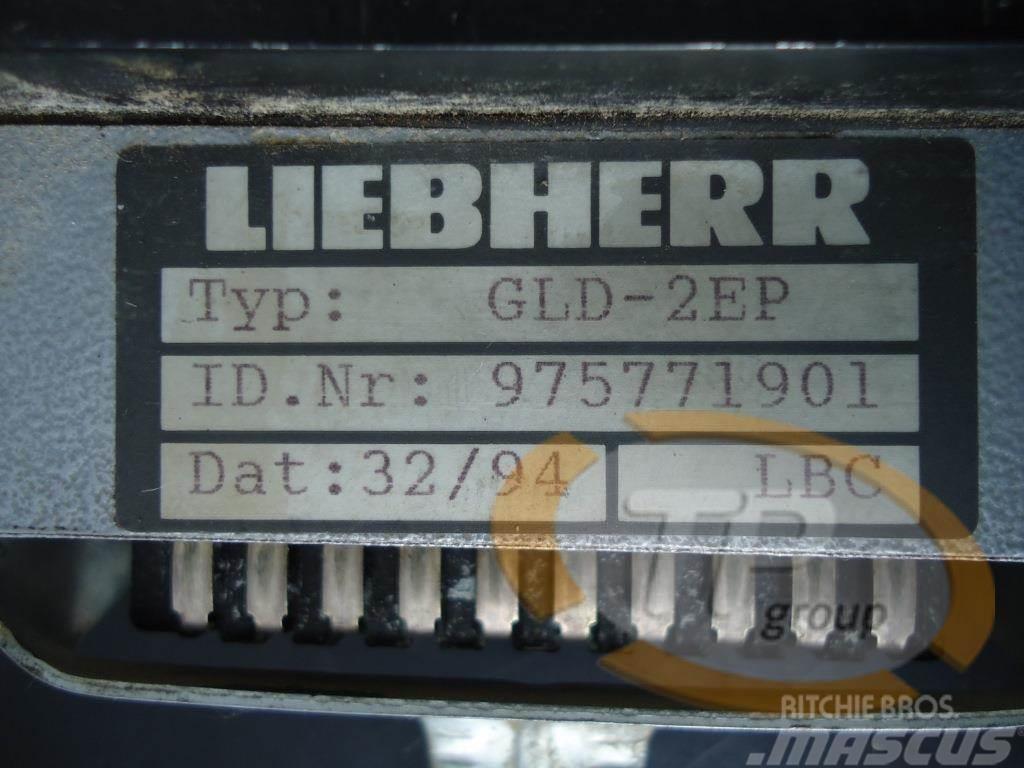 Liebherr 975771901 GLD-2EP, 2015, Övriga